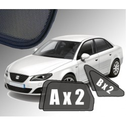 Cortinas solares - Seat Exeo Sedan (2008-2013)