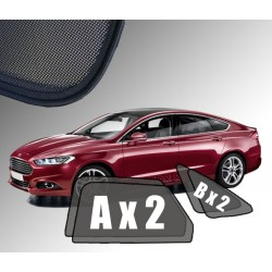 Cortinas solares - Ford Mondeo MK5 Sedan Hatcback (2014-)