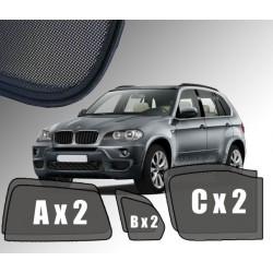 Cortinas solares - BMW X5 E70 (2006-2013)
