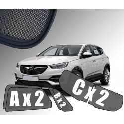Cortinas solares - Opel Grandland X (2017-)