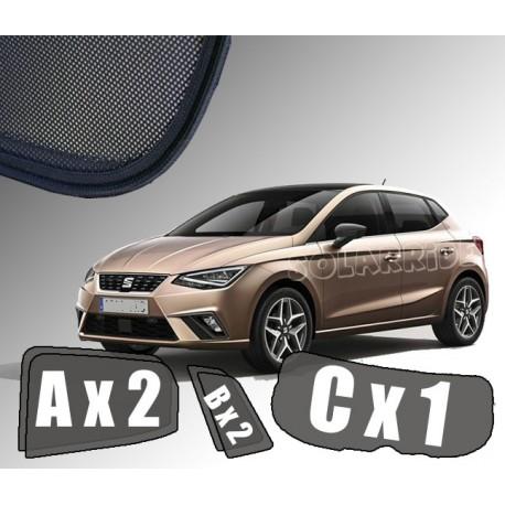 Cortinas solares - SEAT Ibiza V (2017-)