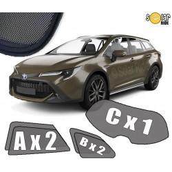 Cortinas solares - Toyota Corolla XII Touring Sports - Carrinha 2018-