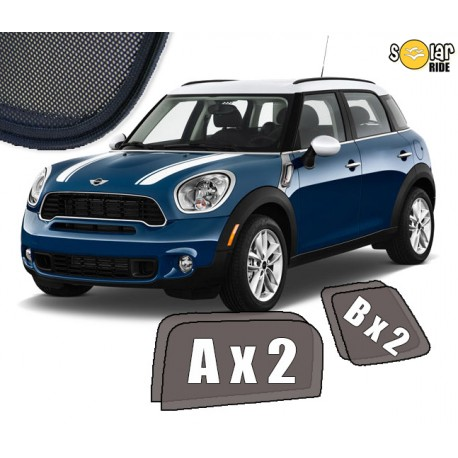 Cortinas solares - Mini Countryman I (2010 -2016)