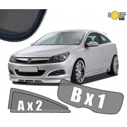 Cortinas solares - Opel Astra H GTC 2004-2014