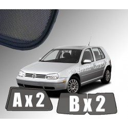 Cortinas solares - VW Golf IV 5p (1997-2006)