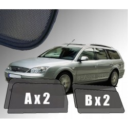 Cortinas solares - Ford Mondeo MK3 SW (2000-2007)