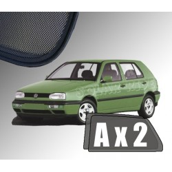 Cortinas solares - VW Golf IV 3p (1991-2003)