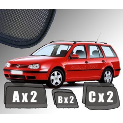 Cortinas solares - VW Golf 4 Variant (1997-2003)