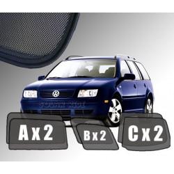 Cortinas solares - VW BORA Variant (1998-2005)