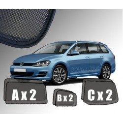 Cortinas solares - VW Golf 7 Variant (2012-2019)