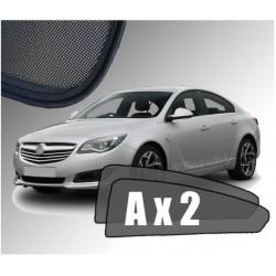 Cortinas Solares - Opel Insignia A carro (4 ou 5 portas) (2008-2017)
