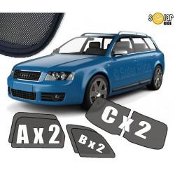 Cortinas solares - Audi A4 B6 Avant (2000-2006)