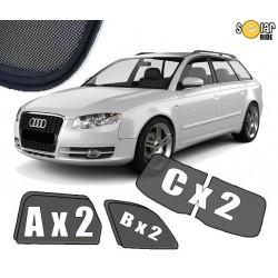 Cortinas solares - Audi A4 B7 Avant (2004-2008)