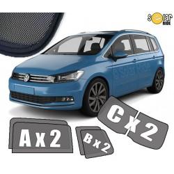 Cortinas solares - VW Touran (2015-)