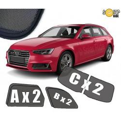 Cortinas solares - Audi A4 B9 Avant (2015 - )