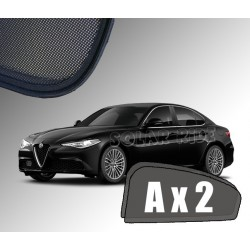 Cortinas Solares - Alfa Romeo GIULIA 2016- actual