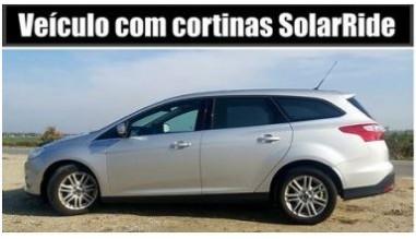 cortinas para carros , para sol para carros